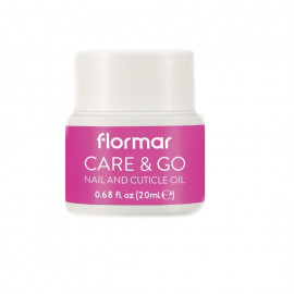 FLORMAR | Care & Go Nail And Cuticle Oil